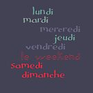 French week by Morag Anderson