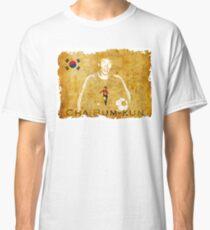 Cha Bum-Kun South Korean Soccer Player Classic T-Shirt
