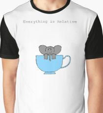 The Elephant's House is a Teacup Graphic T-Shirt