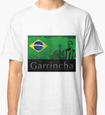 Brazilian soccer player Garrincha Classic T-Shirt