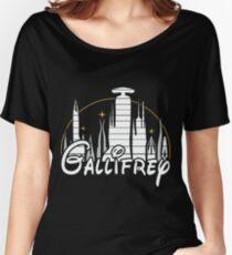 Gallifrey Women's Relaxed Fit T-Shirt
