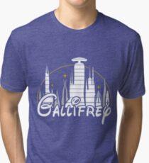 Gallifrey Tri-blend T-Shirt