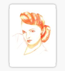 Olivia de Haviland Sticker