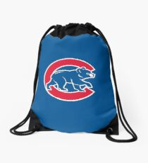 Cubs Drawstring Bag