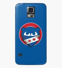 Cubs Bandana Case/Skin for Samsung Galaxy