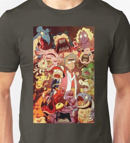 Pocket Mortys? Pokemorty Unisex T-Shirt