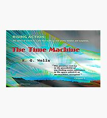 The Time Machine Rising Action Photographic Print