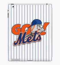 Go Mets  iPad Case/Skin