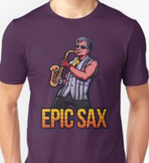 Epic Sax Clinton T-Shirt