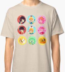 ADVENTURE TIME dots Classic T-Shirt