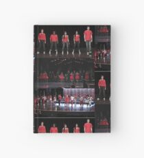 Glee: Red = Victory Hardcover Journal