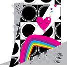 Rainbow Trips by Jacqui Fae
