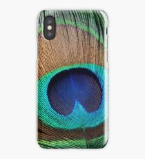 Eyes of a Feather iPhone Case