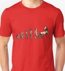 The evolution is FABULOUS T-Shirt