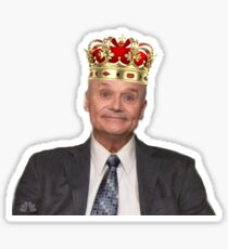 King Creed (the office) Sticker