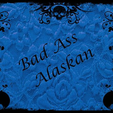 Blue Bad Ass Alaskan by DorieJo