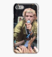 crowd surf iPhone Case/Skin