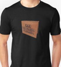 Pulp Fiction Bad Mother Wallet Unisex T-Shirt