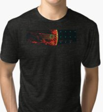 Death Star Targeting Computer Tri-blend T-Shirt