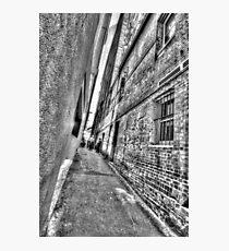 Abercrombie Lane.  Photographic Print