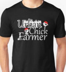 Urban Chicken Farmer Unisex T-Shirt