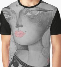 Moony Graphic T-Shirt