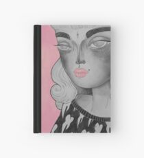 Moony Hardcover Journal