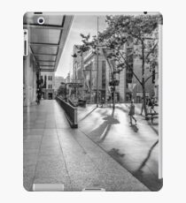 A Good Shadow Is Difficult to Resist - Martin Place - Sydney iPad Case/Skin