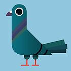 Pigeon by Melophilus