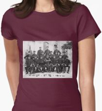 Unpublished  01 (n&b)(t) photographs ever published 1914-1918 war photos and Tribute to my 2 great Uncles Clerté-Fayolle and Eugéne Pellafol died in 1915 ...  Womens Fitted T-Shirt
