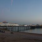 Brighton Palace Pier by Sue Robinson