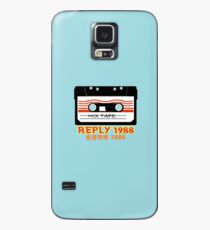 reply 1988.cassette Case/Skin for Samsung Galaxy