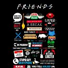 Friends - Quotes 2 by centralperk