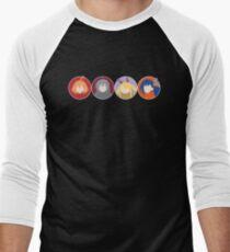 Making an Adventure 04 Men's Baseball ¾ T-Shirt