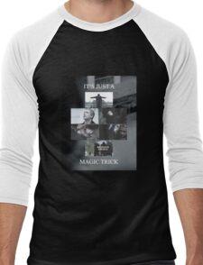 Magic Trick Men's Baseball ¾ T-Shirt