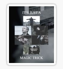 Magic Trick Sticker