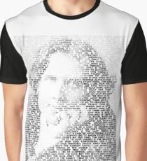 Oscar Wilde Quotes Graphic T-Shirt