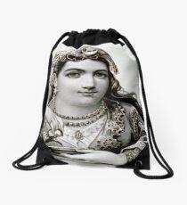 Asia - 1870 - Currier & Ives Drawstring Bag