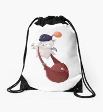 Delivery Moogle - Final Fantasy XIV  Drawstring Bag