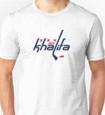 Mia Khalifa Caps Logo Unisex T-Shirt