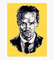 Moriarty (Andrew Scott) Photographic Print