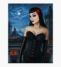 Selena Photographic Print