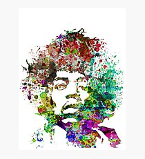 Hendrix Photographic Print