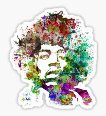 Hendrix Sticker