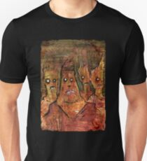 Zombies in a Red Dawn Apocalypse T-Shirt
