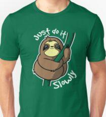 Slow sloth T-Shirt