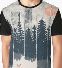 A Fox in the Wild... Graphic T-Shirt