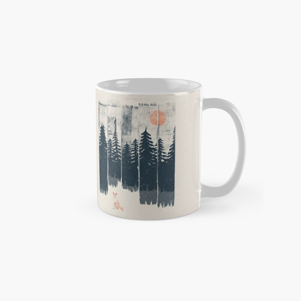 A Fox in the Wild... Mug