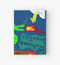 The Burninator Hardcover Journal