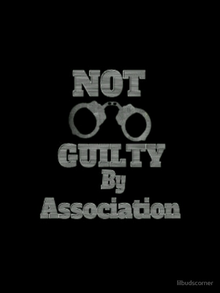 Not Guilty by lilbudscorner
